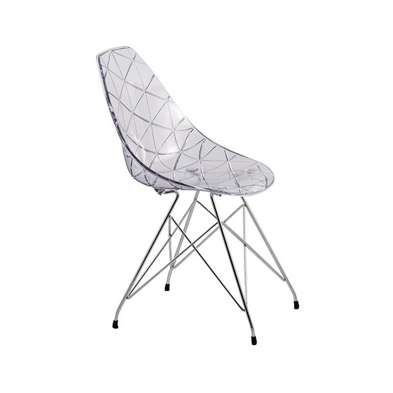 Catgorie chaises de salle manger page 3 du guide et for Chaise transparente habitat