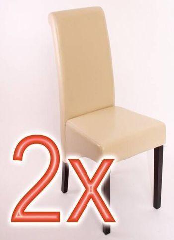 Catgorie chaises de salle manger page 5 du guide et for Chaise cuir rouge salle manger