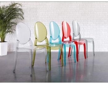 salle a manger plastique - catgorie chaises de salle manger marque beliani page 1