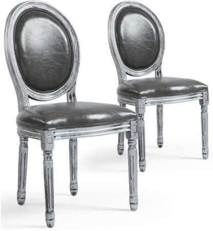 de chaises lot chaises medaillon lot de lcu3JFK1T