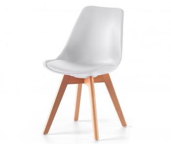 Catgorie chaises de salle manger page 5 du guide et for Meuble salle À manger avec chaise blanche pied bois