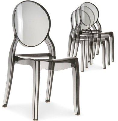 No lot de 20 chaises design ires eik declikdeco for Chaise zenata