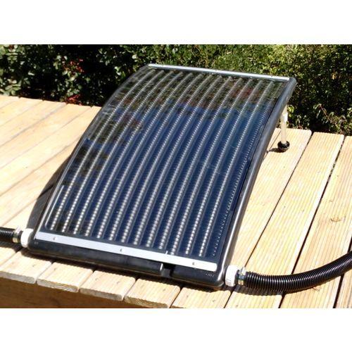Catgorie chauffage de piscine du guide et comparateur d 39 achat for Panneau solaire pour piscine hors sol