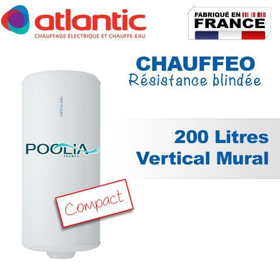 Catgorie chauffe eau page 6 du guide et comparateur d 39 achat for Chauffe eau atlantic 200 litres
