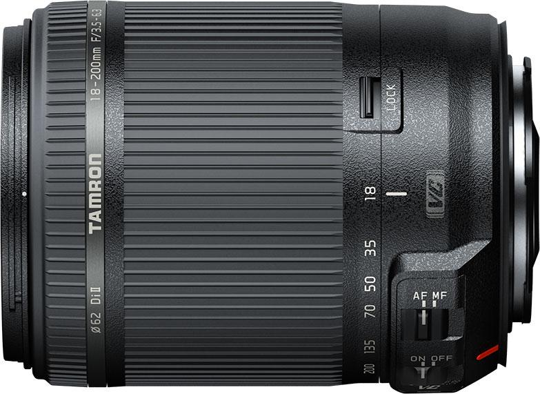 tamron 18 200 mm f 3 5 6 3 di ii vc monture nikon objectif. Black Bedroom Furniture Sets. Home Design Ideas