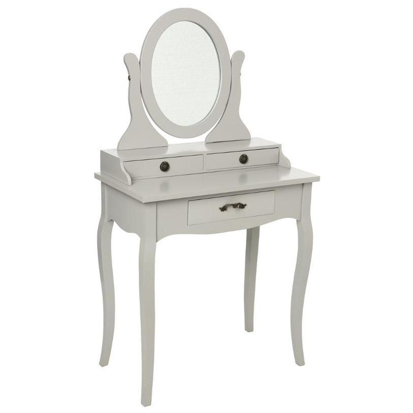 fabulous coiffeuse with coiffeuse josephine maison du monde. Black Bedroom Furniture Sets. Home Design Ideas