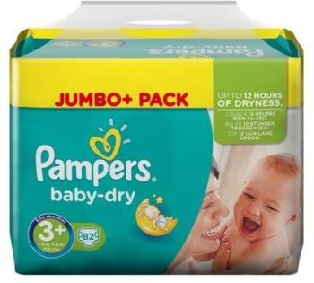 Pampers c new baby sensitive 3 6kg bte 31 - Couches pampers baby dry taille 3 ...