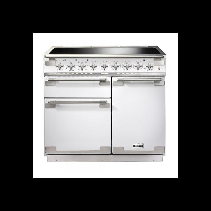 Cuisinière FALCON ELISE 100 Induction Blanc ELS100EIWH/-EU