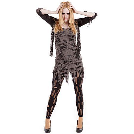 Deguisement zombie maison - Deguisement zombie femme ...