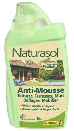 Catgorie dsherbant et herbicide page 1 du guide et - Anti mousse pour terrasse ...