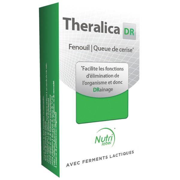 Les Theragreen Theralica FO fatigue oculaire 30 gélu