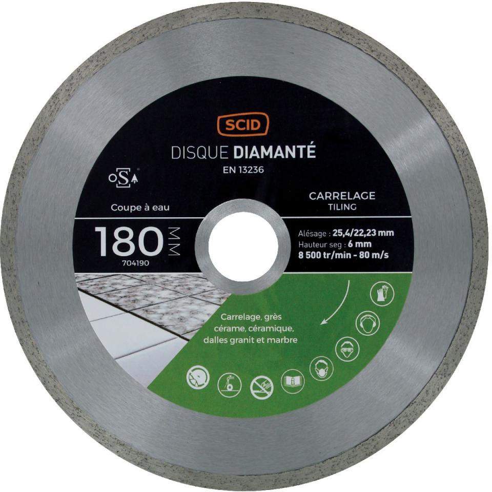 Catgorie disque diamant page 3 du guide et comparateur d 39 achat - Disque diamant carrelage ...