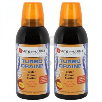 Forte C Pharma TurboDetox lot 2x500ml