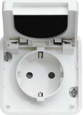 brennenstuhl bloc multiprise 4x schuko ip44. Black Bedroom Furniture Sets. Home Design Ideas