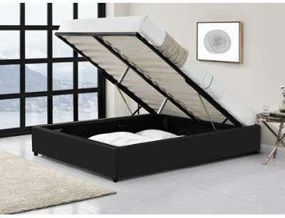 esat lit iris 140 x 190 cm teint miel. Black Bedroom Furniture Sets. Home Design Ideas