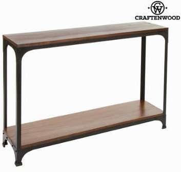 little console drapier bois brut amadeus. Black Bedroom Furniture Sets. Home Design Ideas