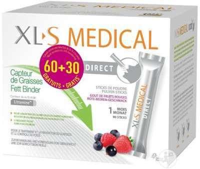 Diet caltostite 7 sticks horizon - Xls medical capteur de graisse pas cher ...