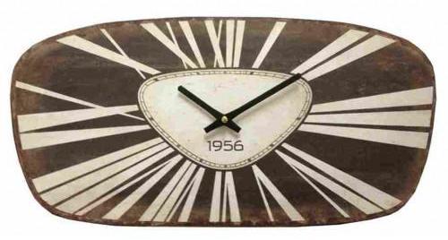 Recherche horloge thermomtre du guide et comparateur d 39 achat for Recherche pendule murale