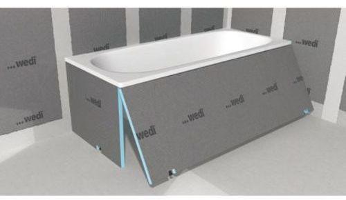 wedi creceveur a carreler ecoulement excentre fundo pr. Black Bedroom Furniture Sets. Home Design Ideas
