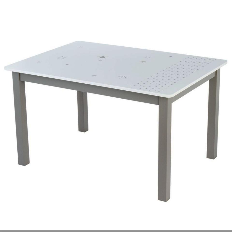 fermob table pliante floreal 77cm couleur gris orage. Black Bedroom Furniture Sets. Home Design Ideas