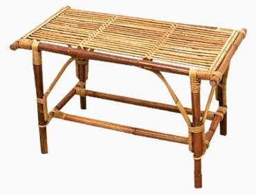 table basse de jardin en teck brut carre ethnika 60 x 60 hauteur 40 cmepaisseur plateau 25 cm. Black Bedroom Furniture Sets. Home Design Ideas