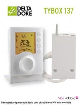 Cat gorie domotique du guide et comparateur d 39 achat - Thermostat sans fil chaudiere ...
