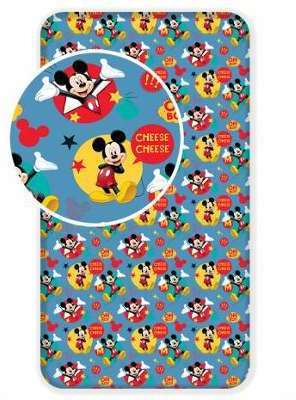 Stickers muraux mickey for Drap housse 90x200