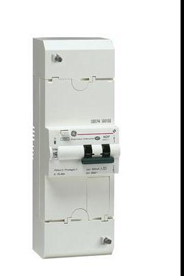 Schneider disjoncteur db90 2p 15 45a diff 500ma 13100 - Branchement disjoncteur differentiel ...
