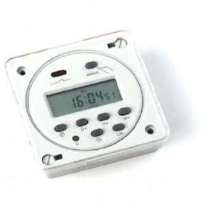 schneider interrupteur horaire programmable minuterie min. Black Bedroom Furniture Sets. Home Design Ideas