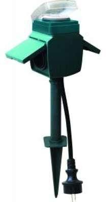 voltman interrupteur pour lampe 2a noir vom530300. Black Bedroom Furniture Sets. Home Design Ideas