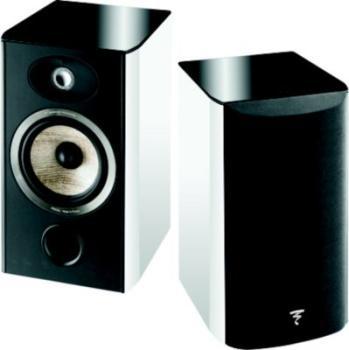 caisson de basse focal cub 3 jet black. Black Bedroom Furniture Sets. Home Design Ideas