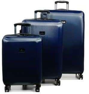 Ensemble 3 valises rigides Snowball Bamako Noir vVihWqWkE