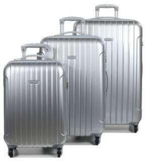 Ensemble 3 valises rigides Madisson Budapest Silver gris FtzOPi