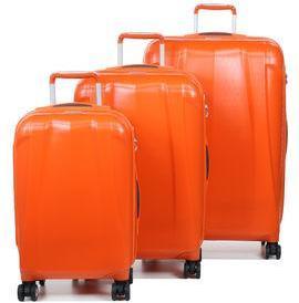 Ensemble 3 valises rigides Airtex Crypton Orange 4c6wrUkHKH