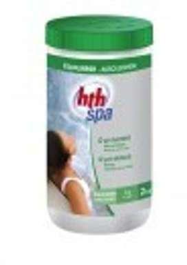 Ph moins poudre hthspa 2kg for Augmenter le ph piscine