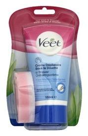Cat gorie epilation page 4 du guide et comparateur d 39 achat - Veet creme depilatoire sous la douche ...