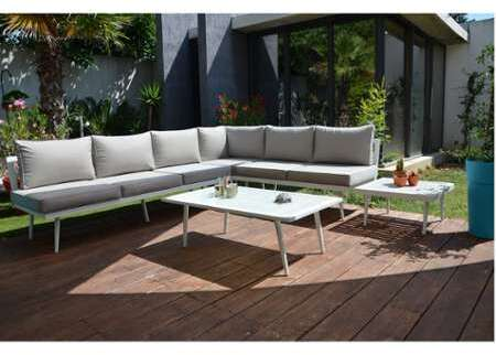 salon de jardin modulable r sine