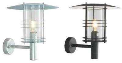 Applique exterieure design norlys stockholm