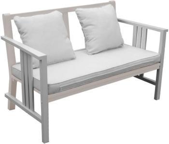 canap bas fsc 100 gris. Black Bedroom Furniture Sets. Home Design Ideas