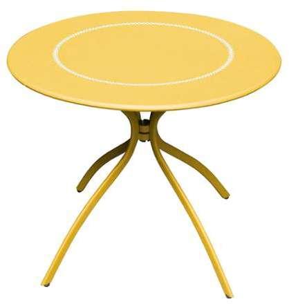 table de jardin fermob carree