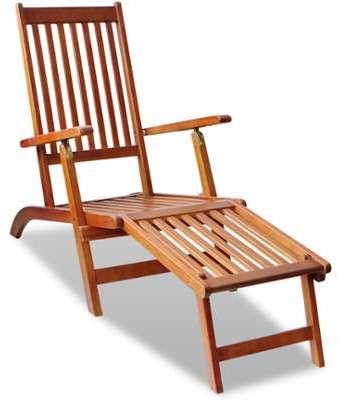 Catgorie fauteuil de jardin page 8 du guide et comparateur for Chaise longue avec repose pied