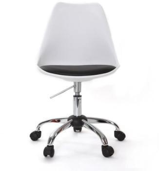 Catgorie fauteuils de bureau du guide et comparateur d 39 achat for Chaise de bureau blanc