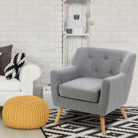 scandinave scandinave tissu fauteuil en fauteuil en fauteuil tissu fvIb6y7Yg