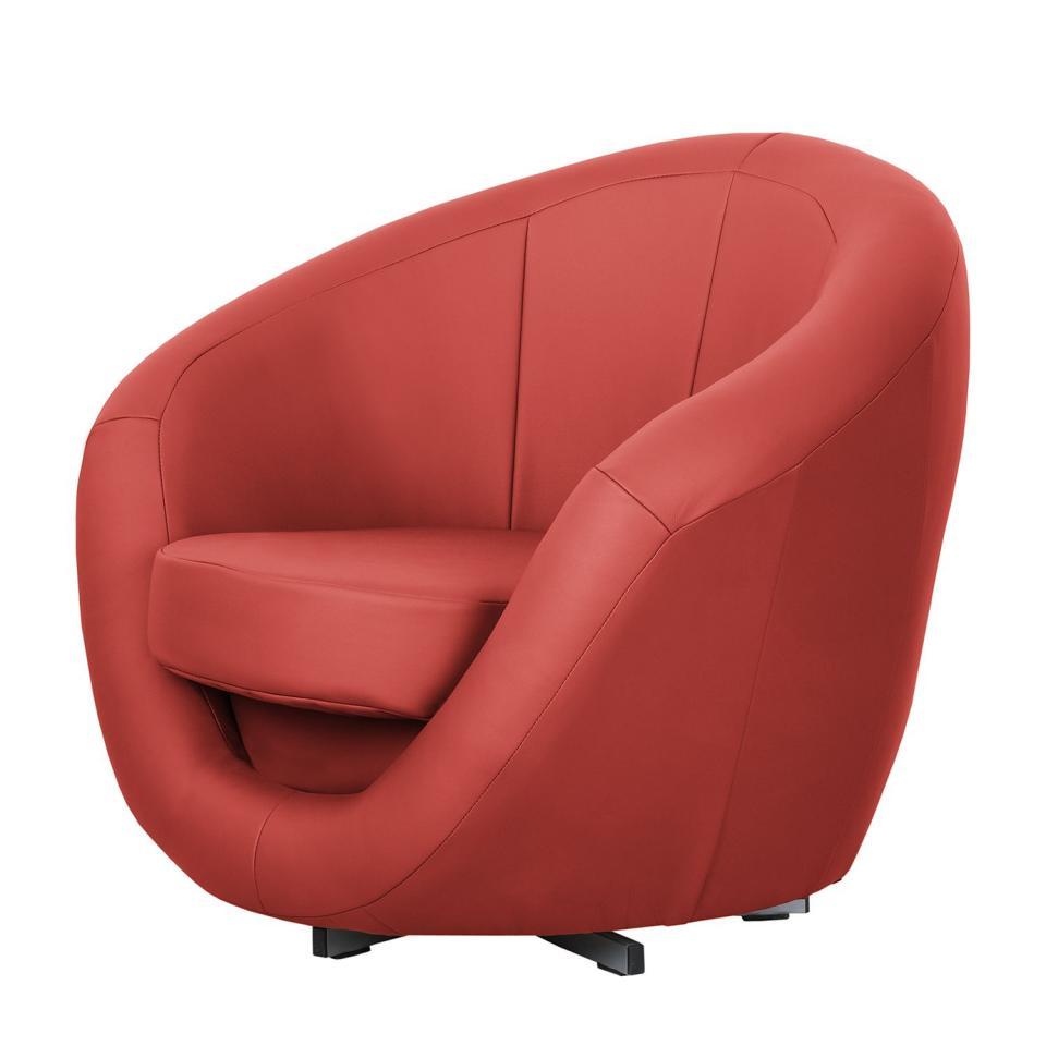 Catgorie fauteuils page 4 du guide et comparateur d 39 achat - Fauteuil pivotant rouge ...