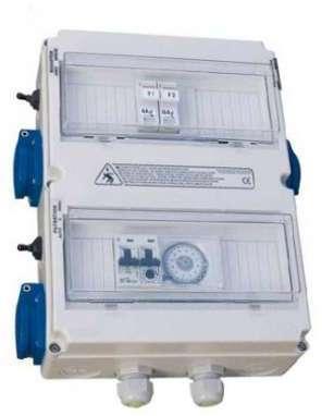 Catgorie filtration de piscine du guide et comparateur d 39 achat - Coffret filtration piscine ...
