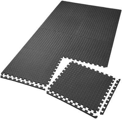 gre tapis de sol gr puzzle set de 9 dalles 50 x 50cm bleu
