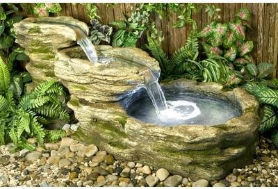 Cat gorie fontaine de jardin page 8 du guide et - Fontaine de jardin en polyresine ...
