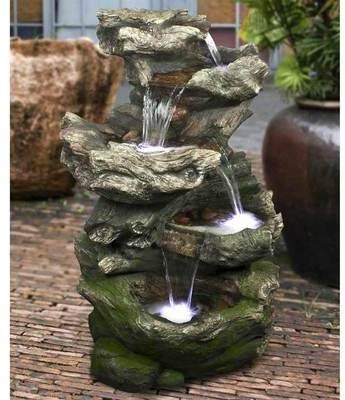 catgorie fontaine de jardin page 1 du guide et comparateur d 39 achat. Black Bedroom Furniture Sets. Home Design Ideas