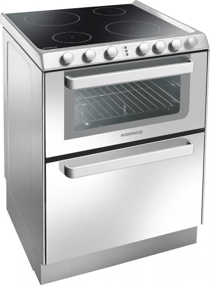 Lave vaisselle combin cuisson rosieres trv60rb garanti 5 ans - Combine plaque four lave vaisselle ...