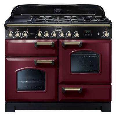 piano de cuisson falcon classic deluxe 110 rouge airelle cdl110dfcyb eu. Black Bedroom Furniture Sets. Home Design Ideas
